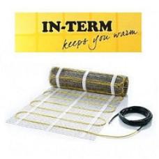 Теплый пол под плитку mat LDTS-200 170W 0,8m2, IN-TERM (Ин-Терм)
