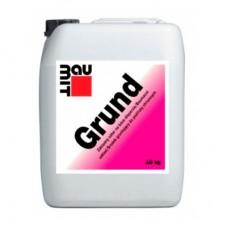 Глубокопроникающая грунтовочная смесь Baumit Grund (Баумит), 10 кг