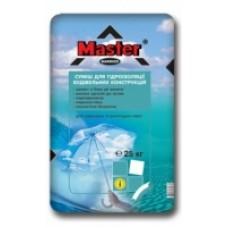 Гидроизоляция серая MASTER Barrier, 25кг (Мастер Барьер)