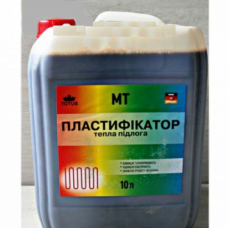 Пластификатор MТ теплый пол 10л, TOTUS (Тотус)