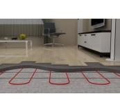 Теплый пол под стяжку - нагревательные кабели (36)